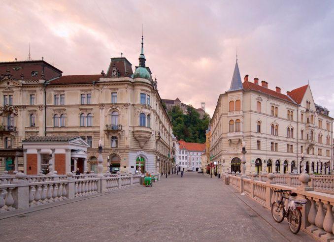 Lubiana capitale visitare la slovenia