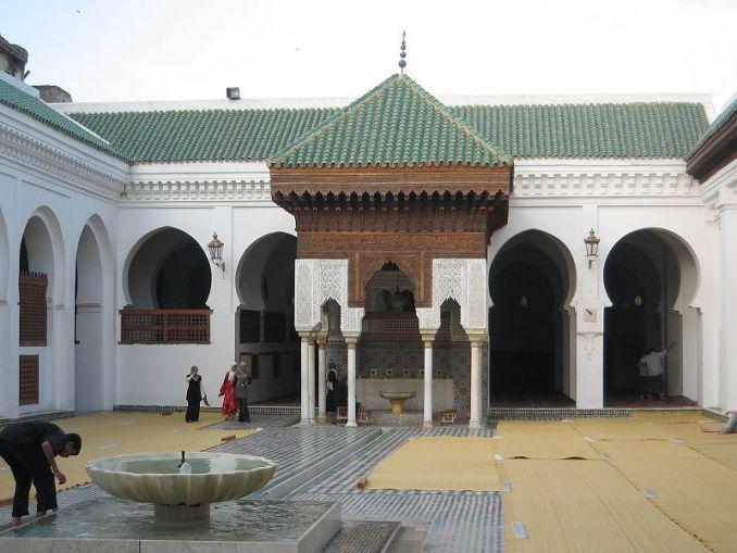 Biblioteca islamica una delle biblioteche più antiche del mondo