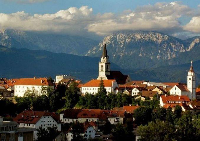 Visitare la slovenia: Kranj