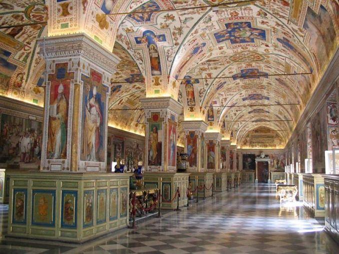 Biblioteca Vaticana una delle più antiche biblioteche del mondo