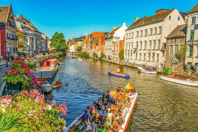 città europee da visitare Belgio