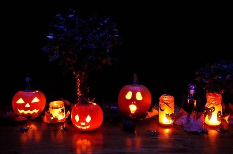 samhain la notte di halloween
