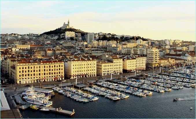 città europee da visitare marsiglia