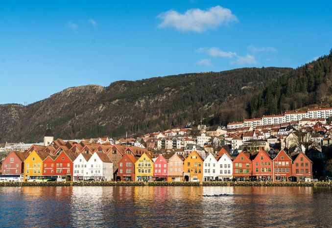 trasferirsi all'estero in norvegia