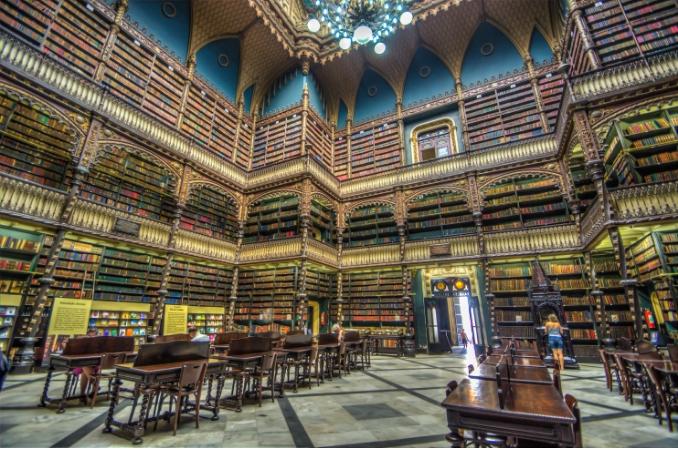 Biblioteche più antiche del mondo anche in Brasile