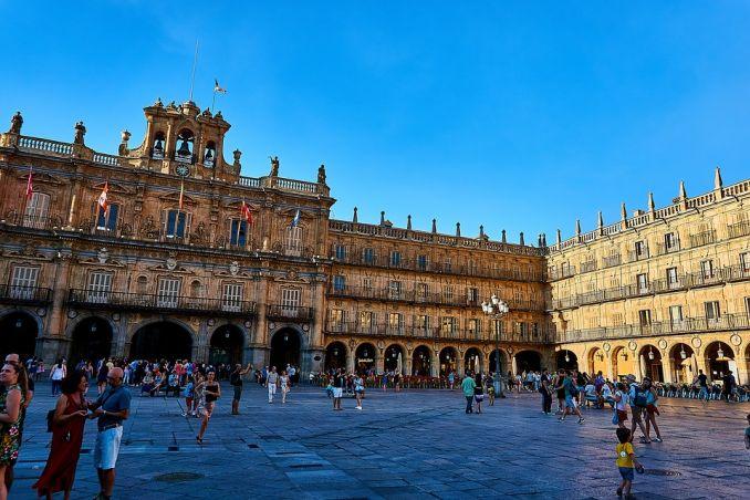 Salamanca città