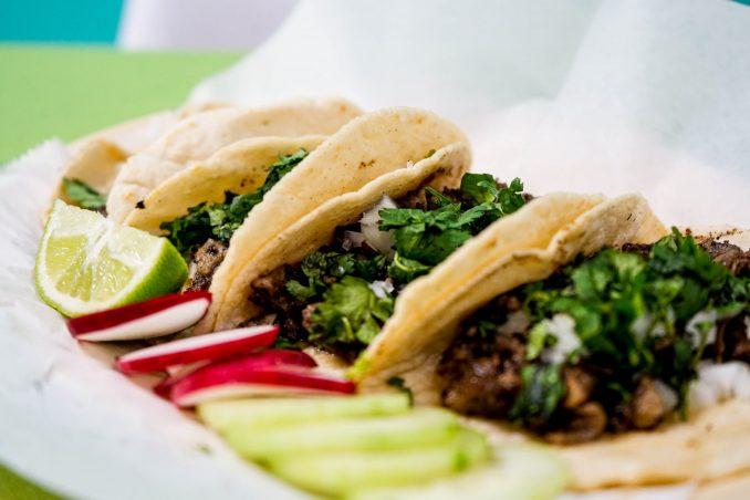 tacos piatto messicano