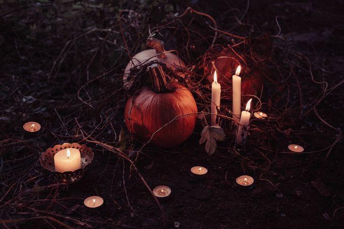 la notte di halloween samhain