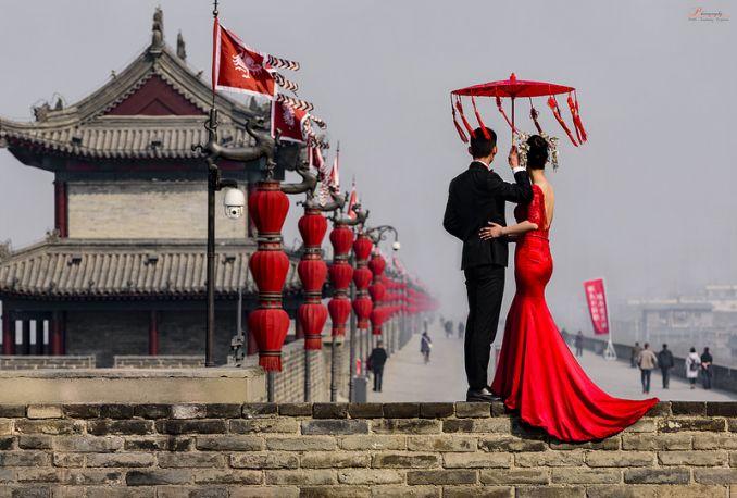 tradizioni matrimonio cina