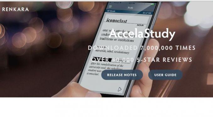 accela study app per imparare lingue