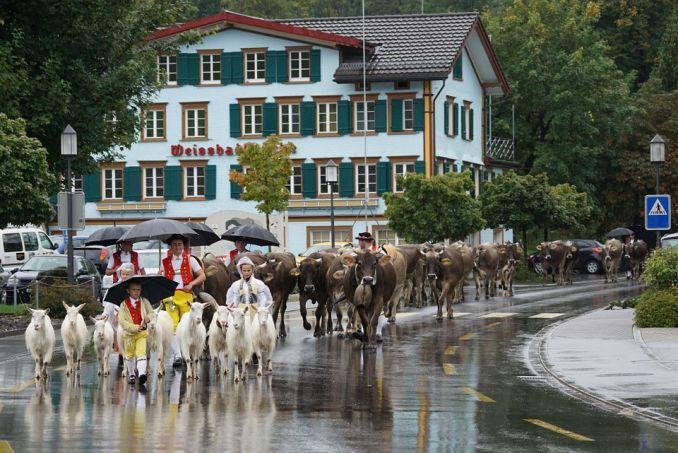 città europee poco conosciute Svizzera