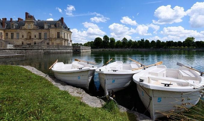 città europee fontainebleau francia