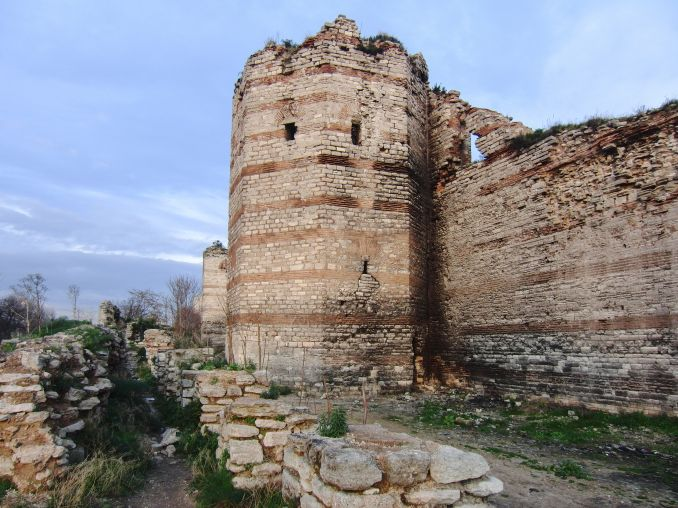Mura di Costantinopoli