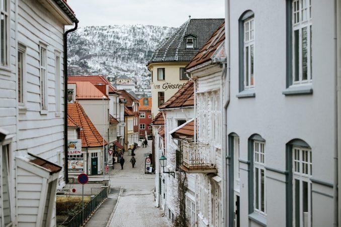 erasmus in norvegia bergen