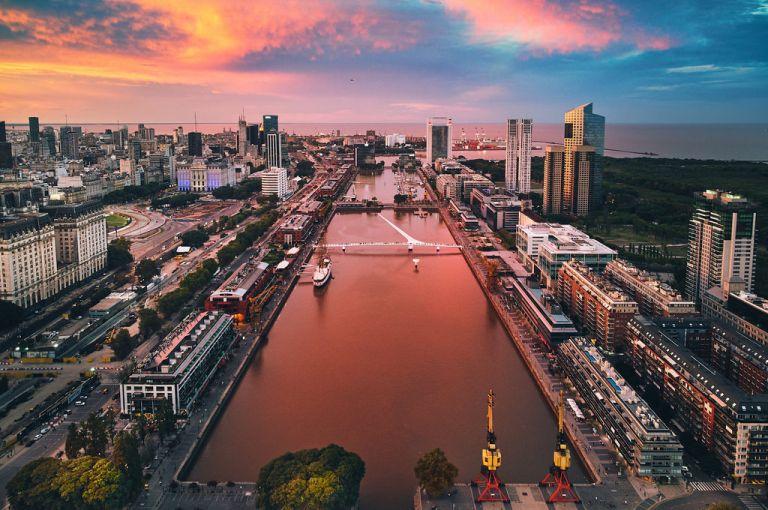 Buenos Aires, Visto Argentina