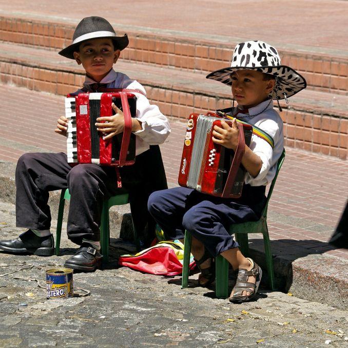 Bambini Buenos Aires, Argentina