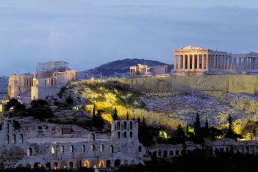 Frasi in greco antico, Atene