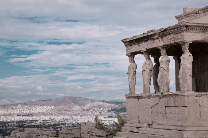Frasi in greco antico, Tempio