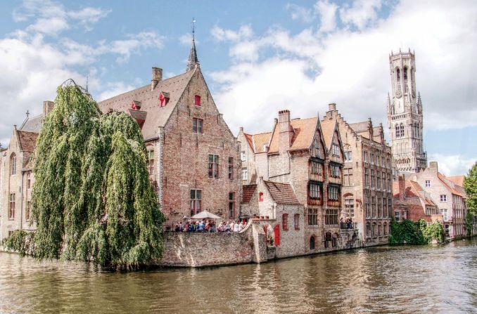 Città da visitare, Bruges, Belgio