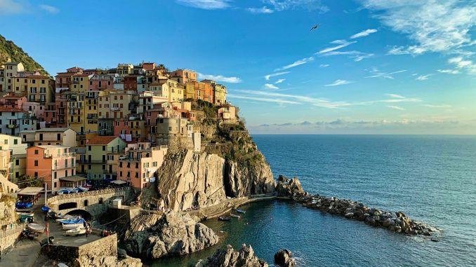 Città da vedere, Cinque Terre, Liguria, Italia