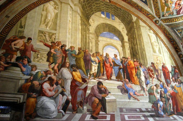 Frasi In Greco Antico 7 Aforismi Alla Base Della Nostra