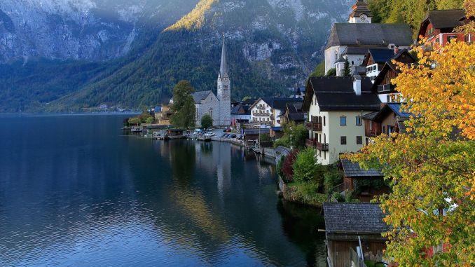 Città da visitare, Hallstatt, Austria