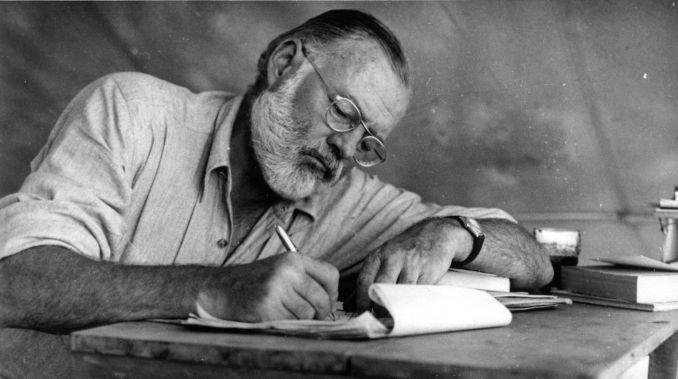 Frasi belle in spagnolo, Ernest Hemingway