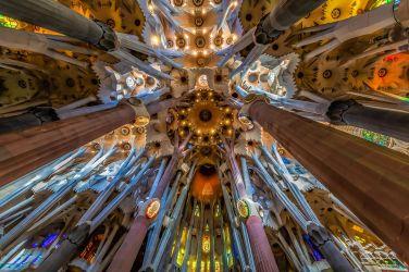 Frasi belle in spangolo, Sagrada Familia