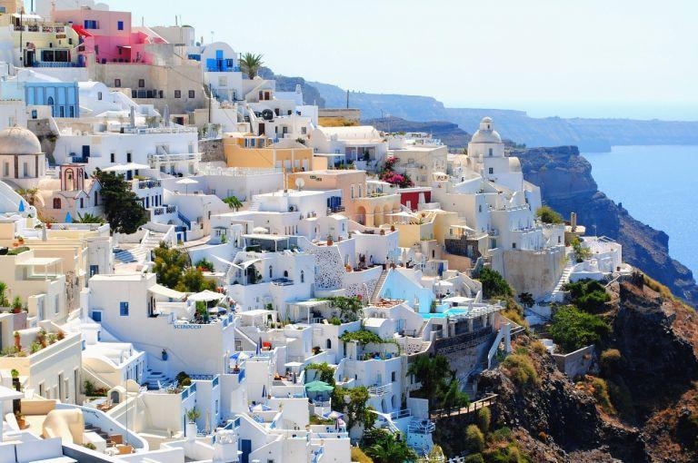 Città da visitare, Santorini, Grecia
