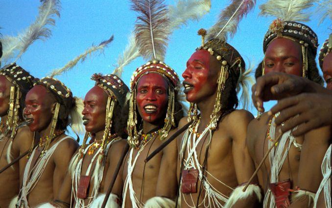 Tribù africane, Guérewol