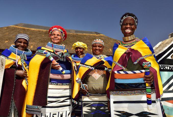 Tribù africane, Ndebele