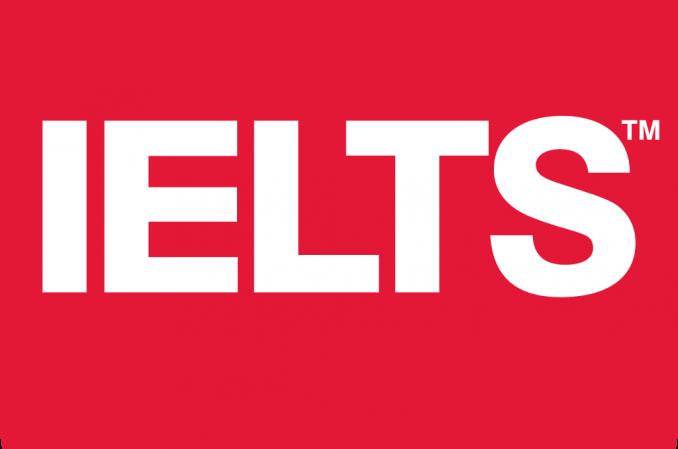 Logo certificazione di inglese IELTS