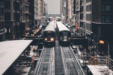 Viaggiare in treno - Stazione dei treni