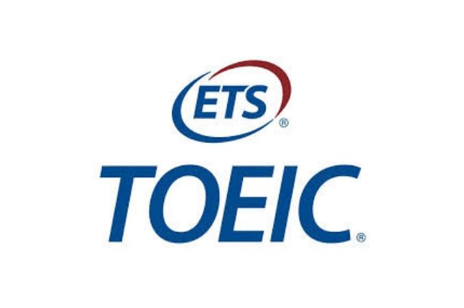 logo certificazione TOEIC