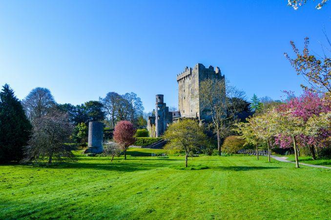 cork irlanda blarney castle