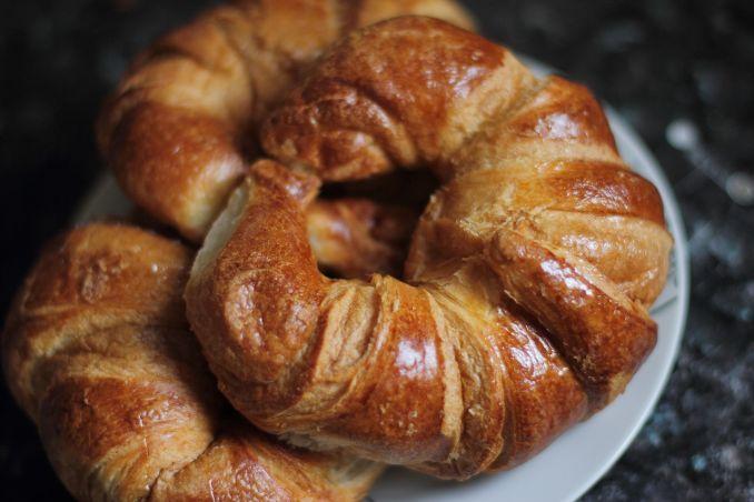 Parole francesi usate in Italiano, Croissant