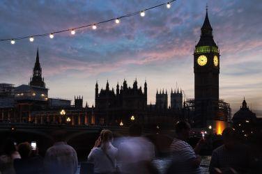 Imparare l'inglese, Londra, Inghilterra