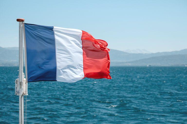 Parole francesi usate in italiano, Bandiera francese