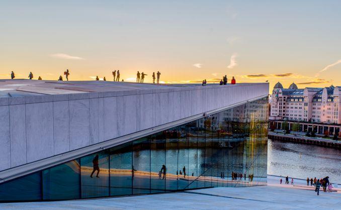 Opera House di Oslo