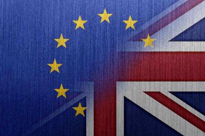 bandiere europa uk erasmus brexit