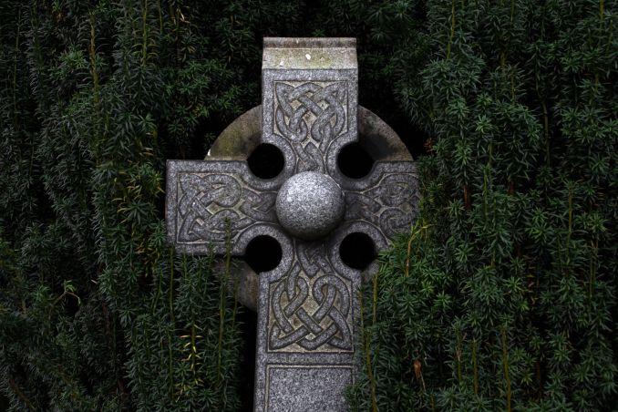 Croce celtica simbolo