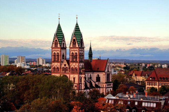 chiesa friburgo germania