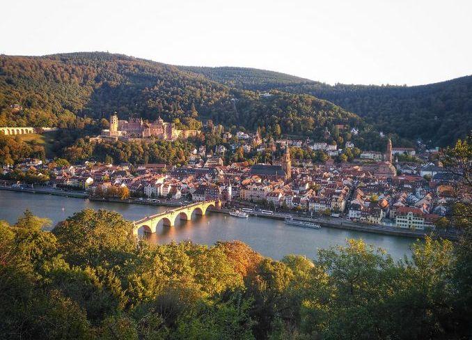 heidelberg città da visitare in germania