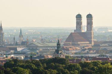città da visitare in germania monaco