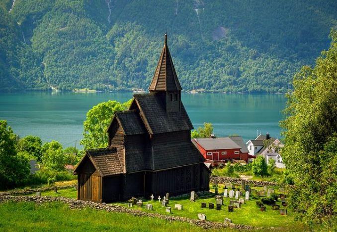 norvegia cosa vedere chiesa a pali portanti