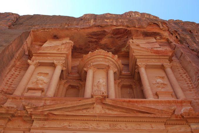 Visto Giordania, Deserto