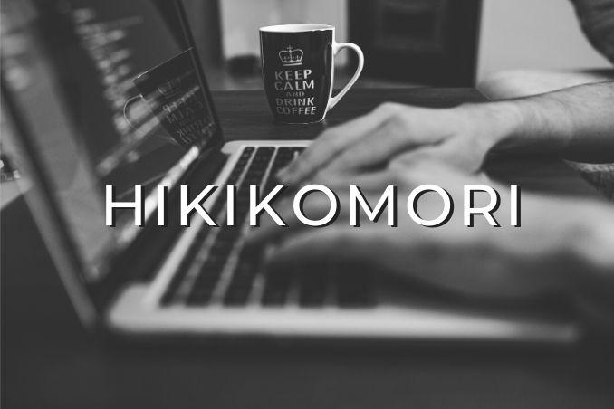 hikikomori parole giapponesi