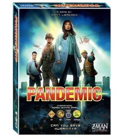 giochi da tavolo per due pandemic