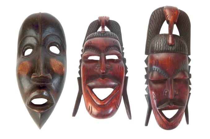 maschere africane 2