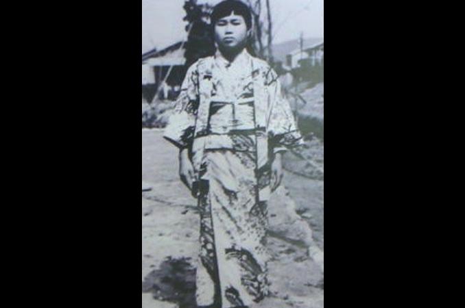 foto di sadako sasaki donne giapponesi